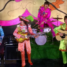 The Beatles Hello Goodbye Promo