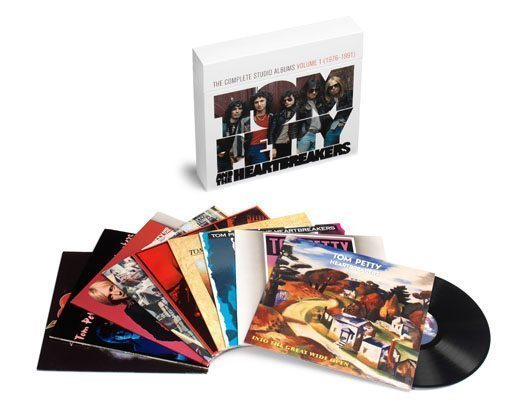 Tom Petty And The Heartbreakers Studio Albums Vol 1 - 530