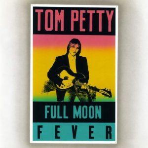 Tom Petty Full Moon Fever Album Cover - 530