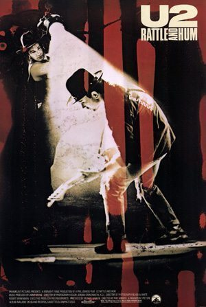 U2 Rattle And Hum Film Poster - 300