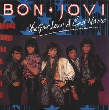 America Gives Bon Jovi A Good Name