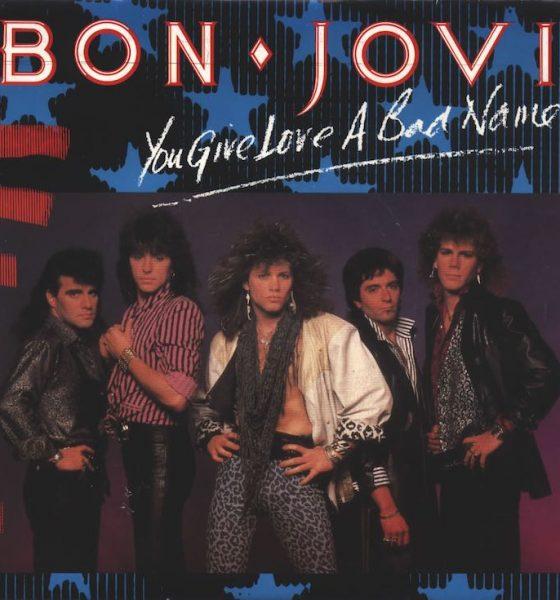 You Give Love A Bad Name Bon Jovi