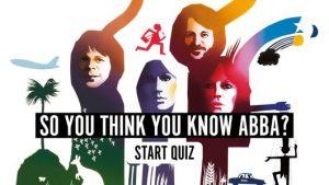 Abba Music Quiz