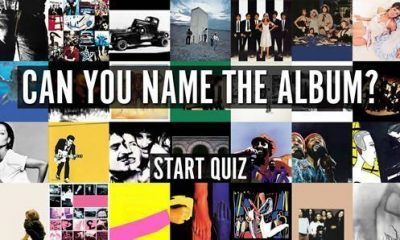 Can You Name The Album Music Quiz