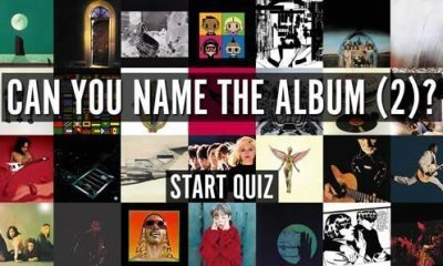 Can You Name The Album (2) Music Quiz