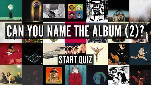 Can You Name The Album Cover 2 Music Quiz Udiscover