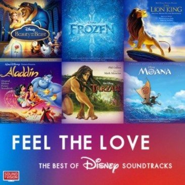Feel The Love: The Best Of Disney