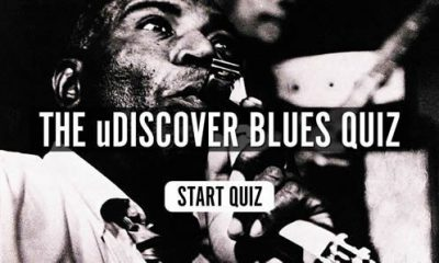 The uDiscover Blues Music Quiz