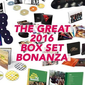 The Great 2016 Box Set Bonzana