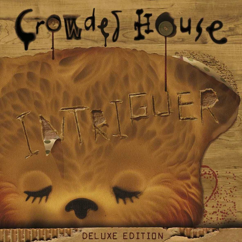 Crowded House Intriguer Album Cover