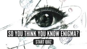 Enigma music quiz