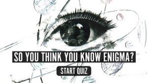 Enigma music quiz