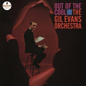 gil evans — out of the cool cover art