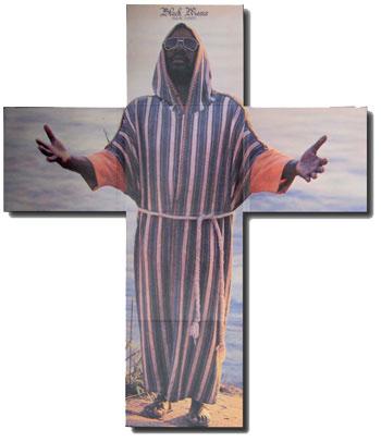 Isaac Hayes Black Moses LP foldout