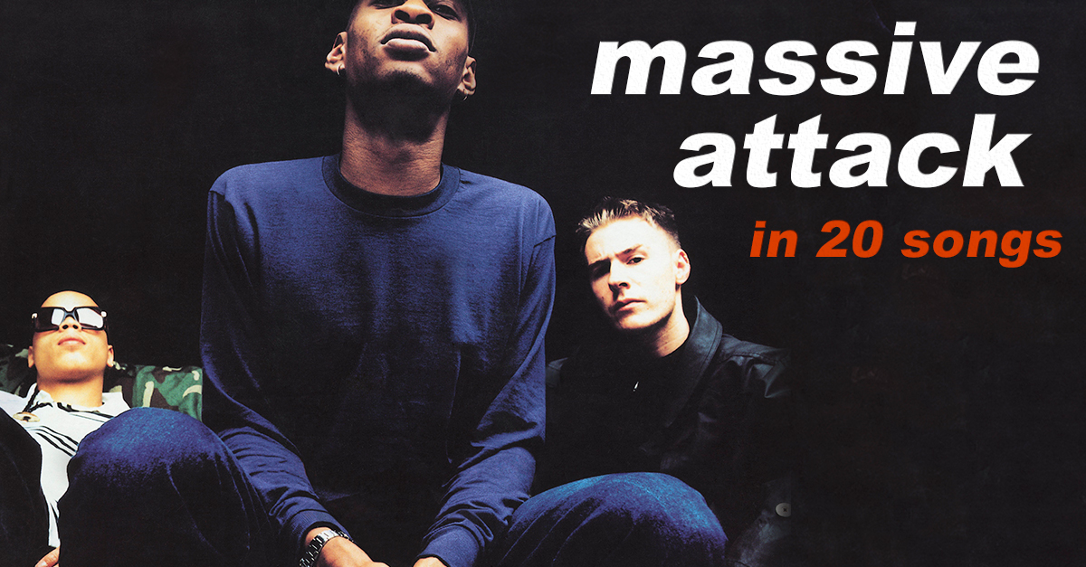 20 Of The Best Massive Attack Songs: A Playlist | uDiscover
