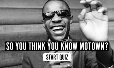 Motown music quiz