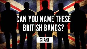 Name That British Band quiz