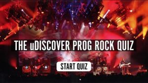 The uDiscover Prog Rock Quiz