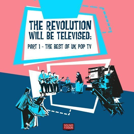 The Revolution Will Be Televised - UK TV - uByte art