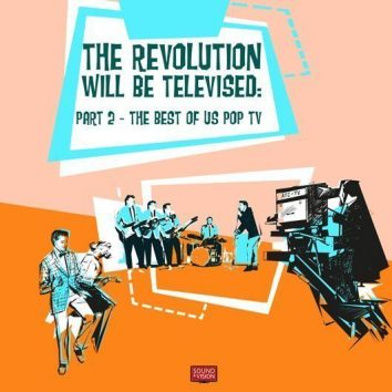 The Revolution Will Be Televised - US TV - uByte art