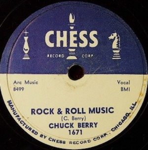 rock and roll music 78