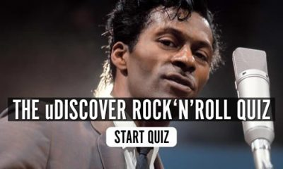 The uDiscover Rock'n'Roll Quiz