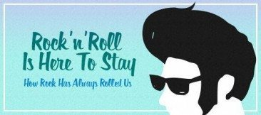 Rock'n'Roll Is Here To Stay: How Rock Has Always Rolled Us
