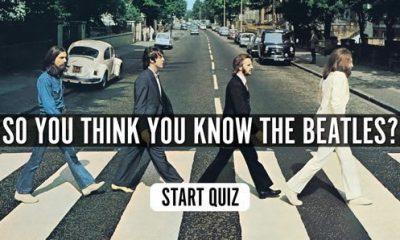 The Beatles quiz