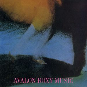 Roxy Music Avalon single