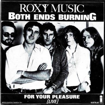 Roxy Music's Second 'Siren' Call