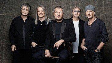 Deep Purple Set For A 'Long Goodbye'