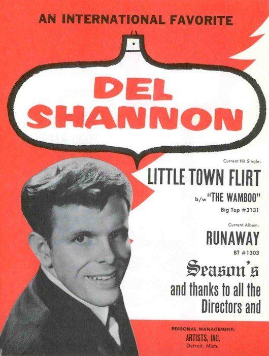 Del Shannon's Yuletide Flirtation