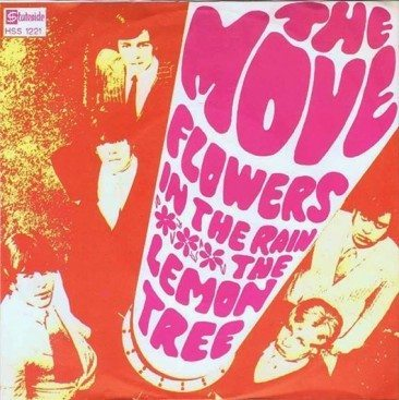 Flowers In The Rain – The Day The Move Worked For Free