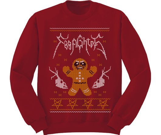 We Wool Rock Yule: The Best Band Christmas Jumpers   uDiscover