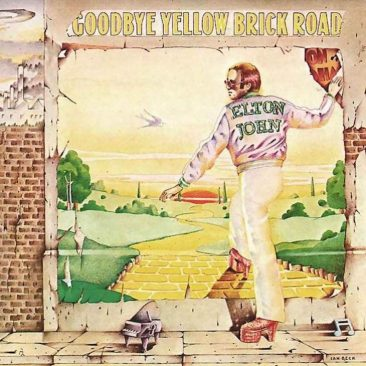 Elton John Walks The Yellow Brick Road To No. 1