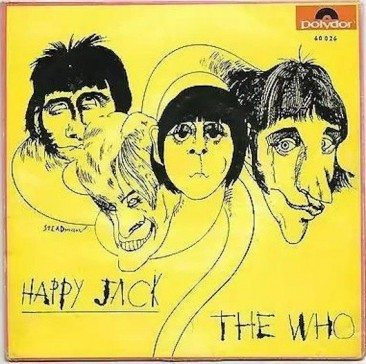 Jack Makes The Who Happy