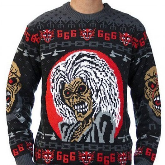 We Wool Rock Yule: The Best Band Christmas Jumpers | uDiscover