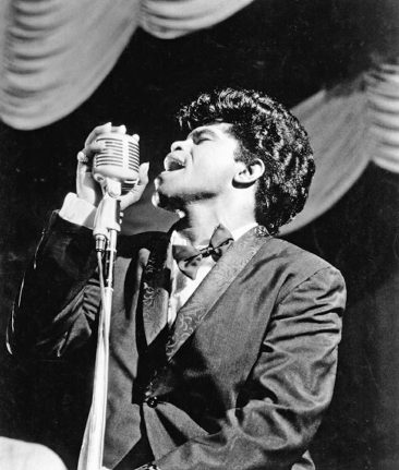 James Brown, Lost & Found In 1961