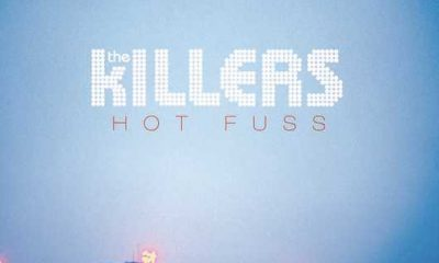 Killers Hot Fuss Album Cover 530