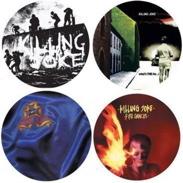 Don't Forget The Jokers: Killing Joke Classics On Picture Disc