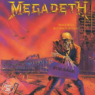 reDiscover Megadeth's 'Peace Sells… But Who's Buying?'