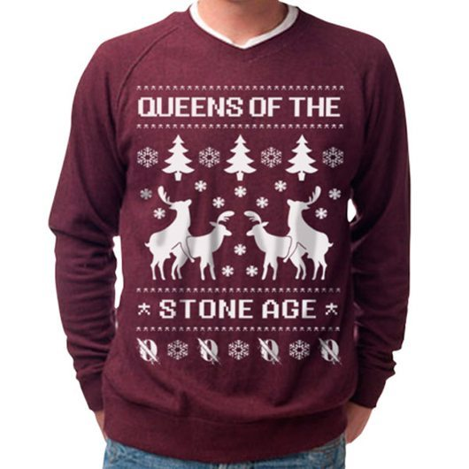 Best Band Christmas Jumpers We Wool Rock Yule Udiscover
