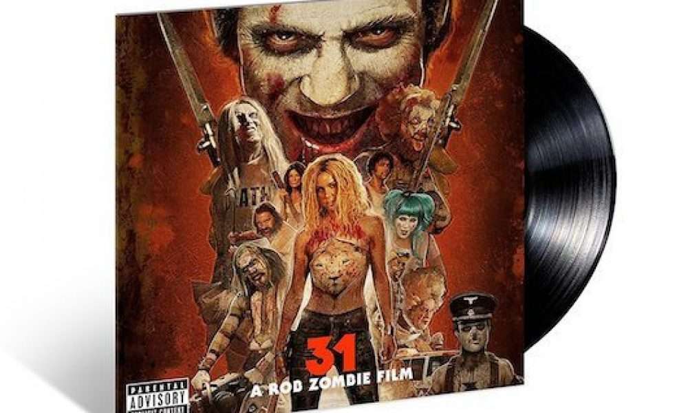Rob Zombie 31 Soundtrack - 530