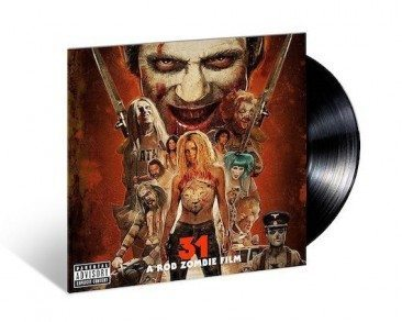 Hear Rob Zombie's New Terrifying Tracks on '31′ Soundtrack