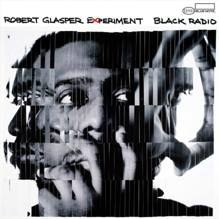 Robert Glasper Experiment Black Radio album cover