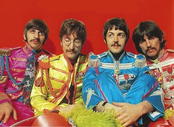 """The Beatles Polska: """"Pieprz po pięćdziesiątce""""  - artykuł Bartka Chacińskiego"""