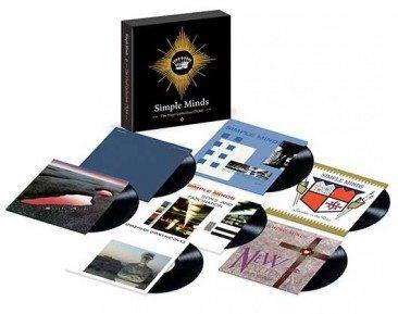 Win A Simple Minds Vinyl Box Set!