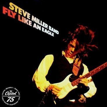 reDiscover Steve Miller Band's 'Fly Like An Eagle'