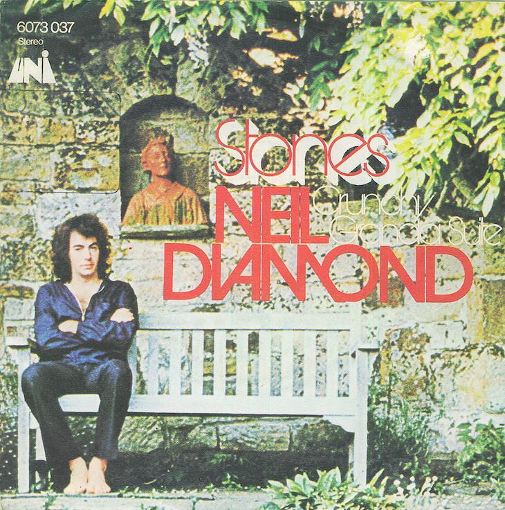reDiscover Neil Diamond's 'Stones'