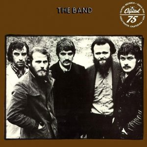 The Band The Band Album Cover With Logo - 530